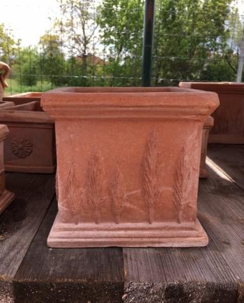 Terracotta kocka