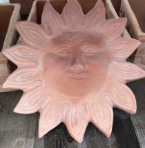 Terracotta Sun závesná