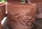 Terracotta ovál